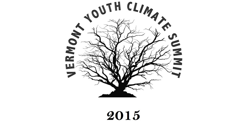 Vermont Youth Climate Summit 2015 logo
