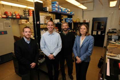 Sean Diehl, Ph.D., Jason Botten, Ph.D., Jon Boyson, Ph.D., and Beth Kirkpatrick, M.D.