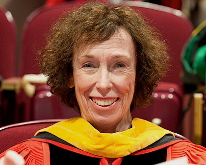Professor and Chair of Microbiology and Molecular Genetics Susan Wallace, Ph.D.