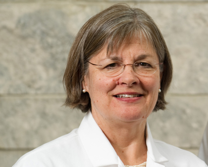 Professor of Medicine Marie Wood, M.D.