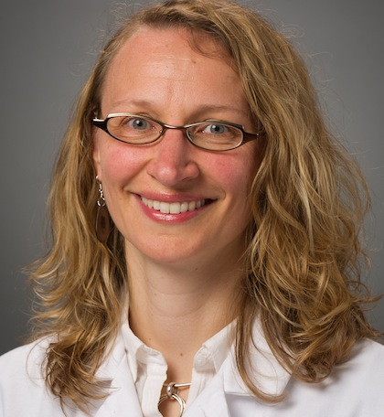 Christa Zehle, M.D., Associate Dean for Students and Associate Professor of Pediatrics
