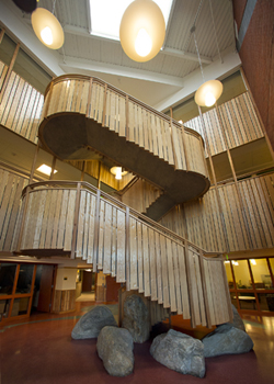 Aiken stairs