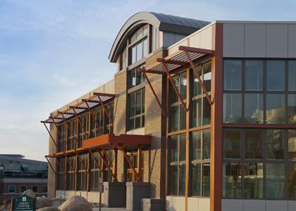 Aiken building