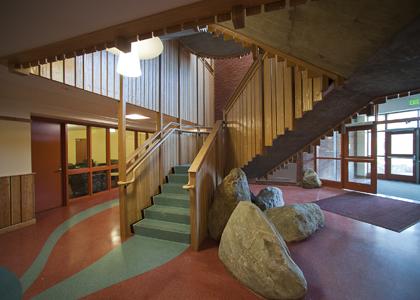 Aiken staircase