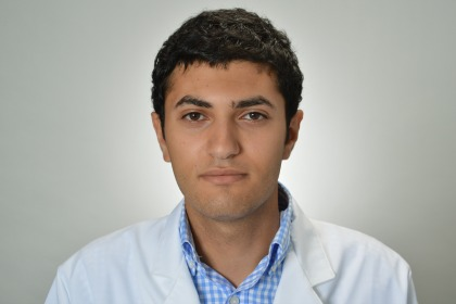 Class of 2018 medical student David Arsanious