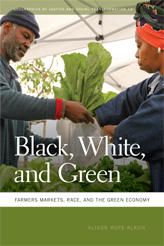 Black, White and Green cover