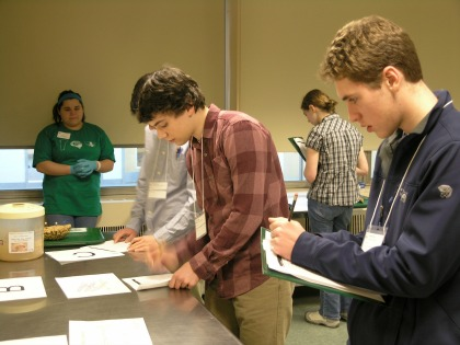 2014 Vermont Brain Bee participants