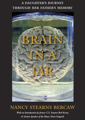 Brain in a Jar book cover