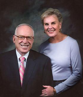 Dan and Carole Burack