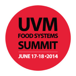 UVM Food Systems Summit logo