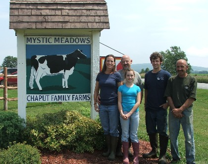 chaput family