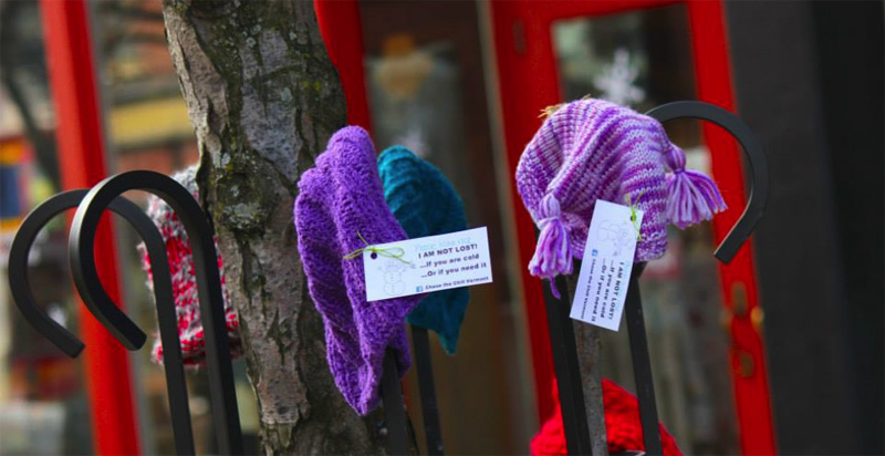 hats on Church Street