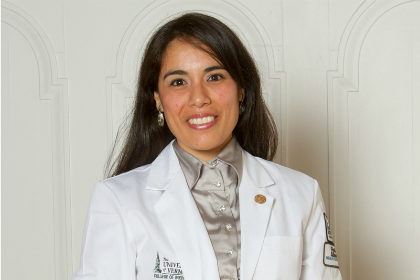 Katia Chavez , UVM College of Medicine Class of 2016
