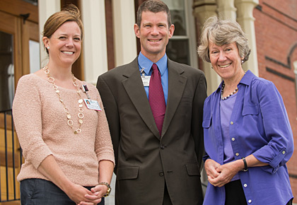The Choosing Wisely initiative, spearheaded by Pam Stevens, R.N., Allen Mead, and Virginia Hood, M.B.B.S., M.P.H., is slated to continue with a second round of projects.