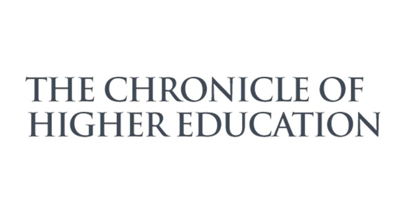 Chronicle of Higher Ed logo