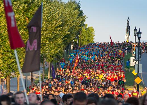 convocation procession