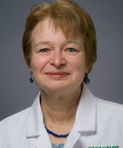 Barbara Frankoswki, M.D., Professor of Pediatrics