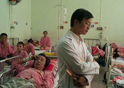 Vietnam hospital photo
