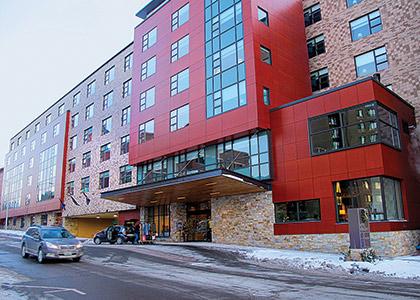 Cherry Street hotels