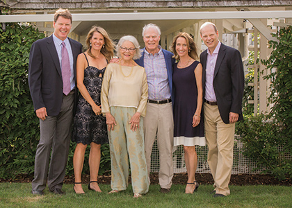 the Gund family