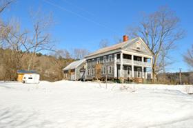 the Jacob Davis Farmstead