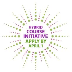 Hybrid Course Initiative