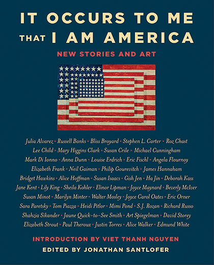 cover of It Occurs to me I am America
