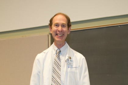 Mark A. Levine, M.D., F.A.C.P., Professor of Medicine
