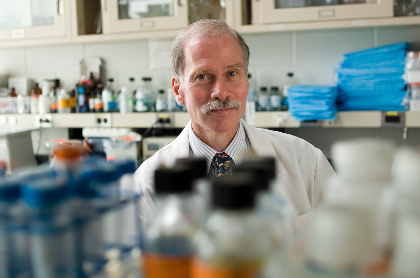 Steven Lidofsky, M.D., Ph.D., Director in the College of Medicine and Professor of Pharmacology
