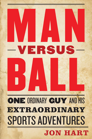 Man Versus Ball cover