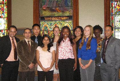 2012 McNair Scholars