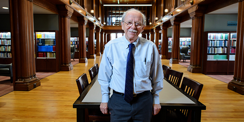 wolfgang mieder in special collections library
