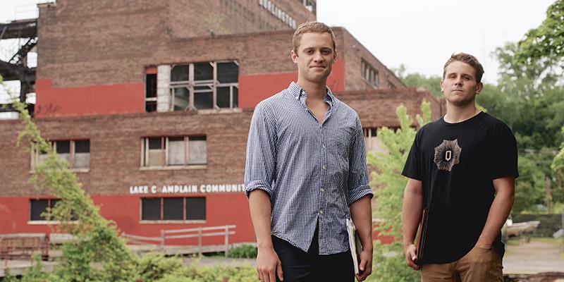 Cooke and Crockenberg at Moran
