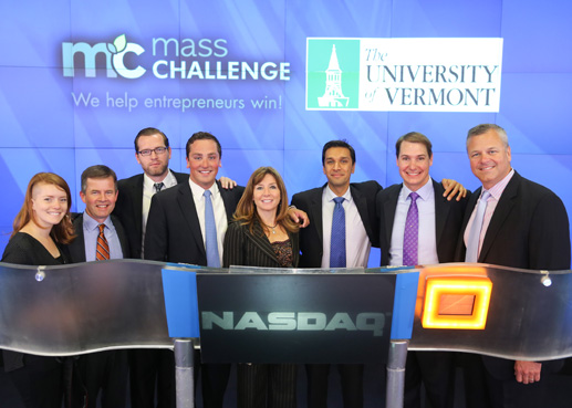 Scott Bailey at NASDAQ