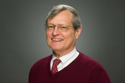 Rodney Parsons, Ph.D., Professor of Neurological Sciences Emeritus
