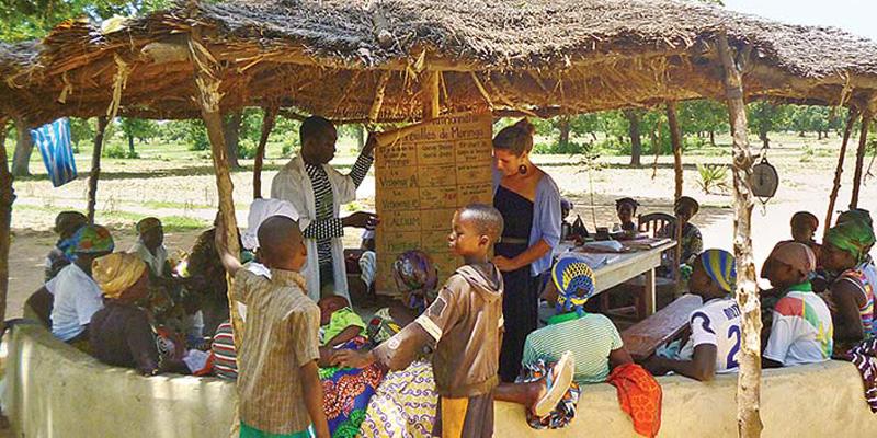 Peace Corps service