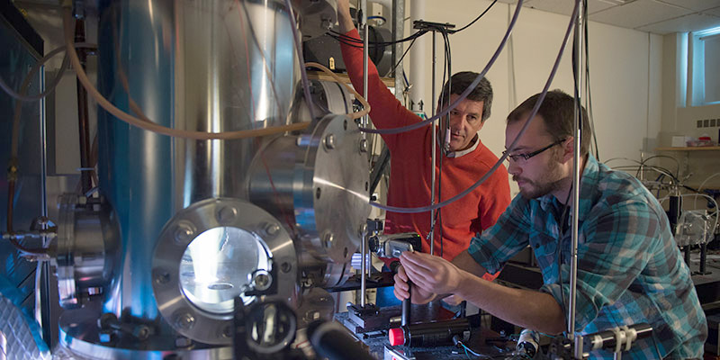 Plasma Test and Diagnostics Lab