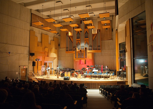 UVM Recital Hall