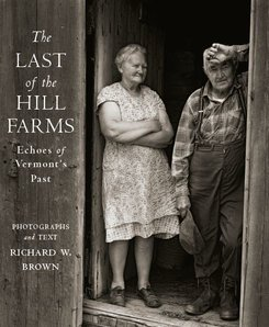 Richard Brown, The Last of the Hill Farms book cover.