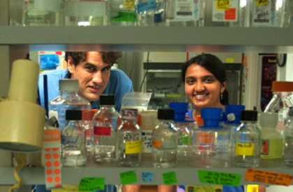 Jeffrey Spees, Ph.D., and Krithika Rao
