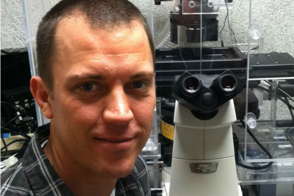 Jason Stumpff, Ph.D., Assistant Professor of Molecular Physiology and Biophysics
