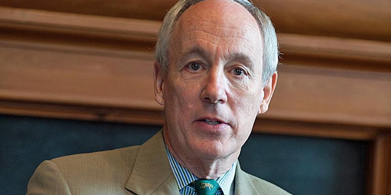 Tom Sullivan, UVM president