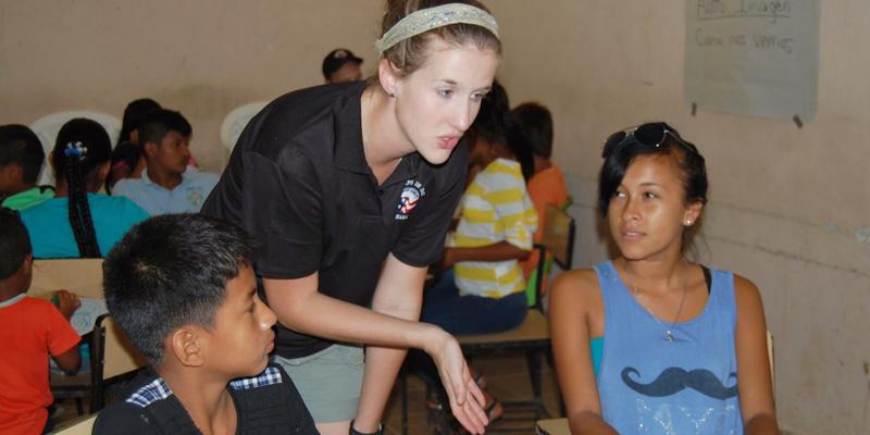 UVM alumna Taylor Dorn '14