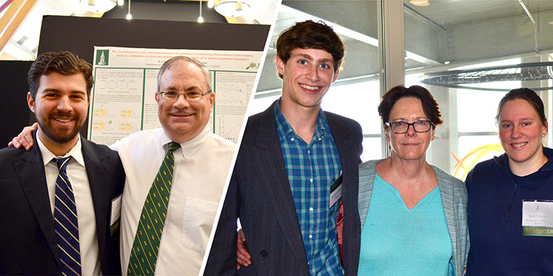 Faculty mentoring winners