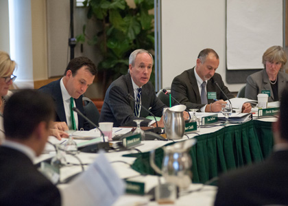 UVM board of trustees image