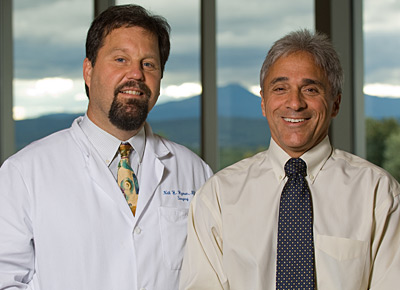 Neil Hyman, M.D., and James Vecchio, M.D.