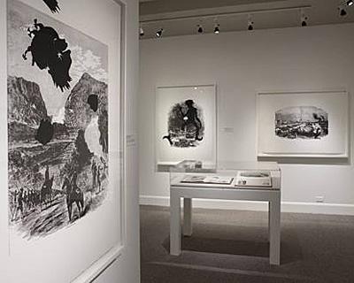 Kara Walker exhibit