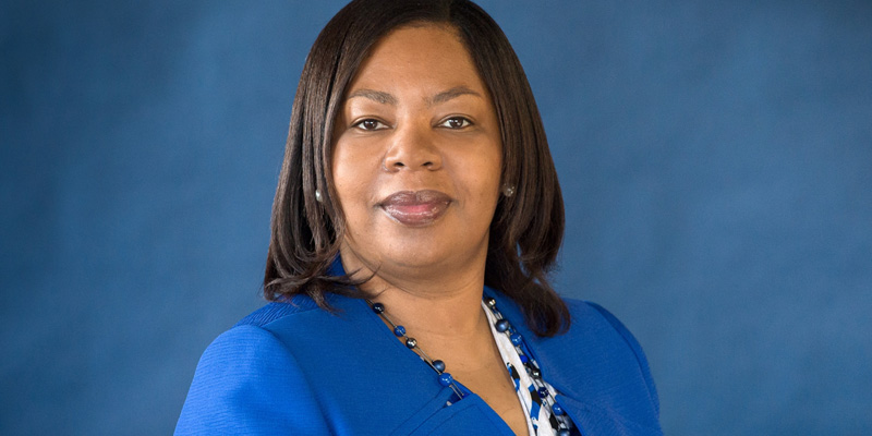 Wanda Heading-Grant, ice president for Human Resources, Diversity and Multicultural Affairs.