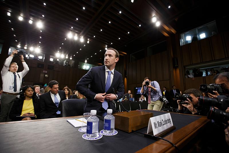 Mark Zuckerberg prepares to testify in court