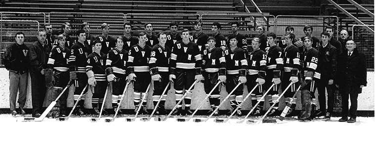 1968-1968 Men's Hockey Team